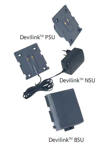 источники питания системы DEVIlink (Danfoss Link)